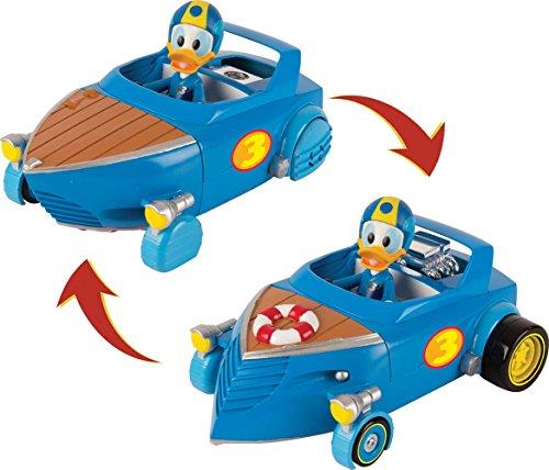 Topolino Imc E Racers DonaldTrasformabile Roadster Toys Il Cabin Cruiser 9WE2DHIY