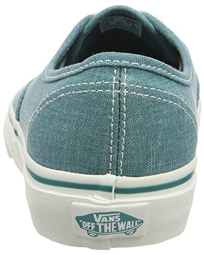 Vans Authentic VQER144 Sneaker, Unisex Adulto Washed Teal