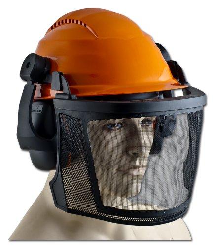Arnold 6061-X1-0002 Sicherheitshelm für Forstarbeiten, Profi