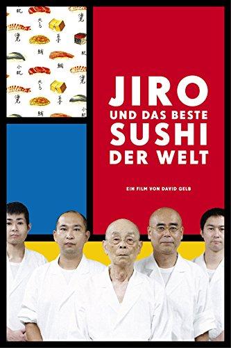 Jiro und das beste Sushi der Welt [dt./OV]