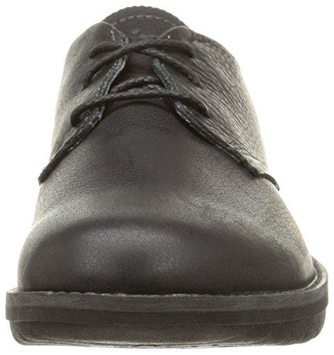 Hombre negro De Negro Zapatos Los Timberland Cordones Buey Ftc w1qBBp