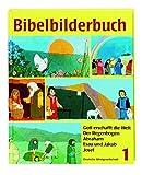 Was uns die Bibel erzählt: Bibelbilderbuch, 5 Bde., Bd.1, Gott erschafft die Welt