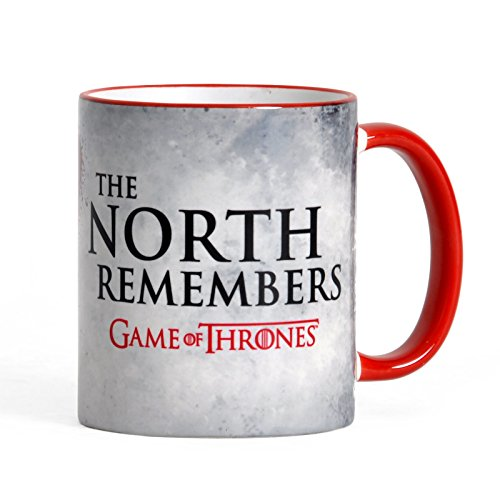 Game of Thrones Tasse The North Remembers Kaffeebecher Keramik