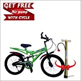 Speed Bird Swing Child Cycle - Kids Sports Bicycle For Boys & Girls - Age Group 6-9