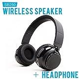 Best soundbot Wireless Speakers - SoundBot SB250 Sou-8288 Bluetooth 3.0 Headset (Black) Review