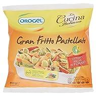 Orogel - Tempura de légumes à l'italienne / Gran fritto pastellato - 450 g - Surgelé