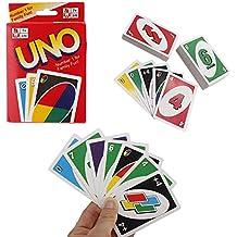 REALACC UNO Cartas Game Playing Cartas Game 108 Sheets