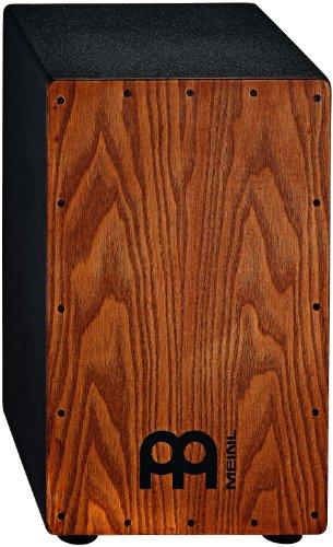 Meinl Percussion HCAJ3AWA - Cajon, serie Headliner, pannello anteriore in frassino americano, colore: Legno naturale