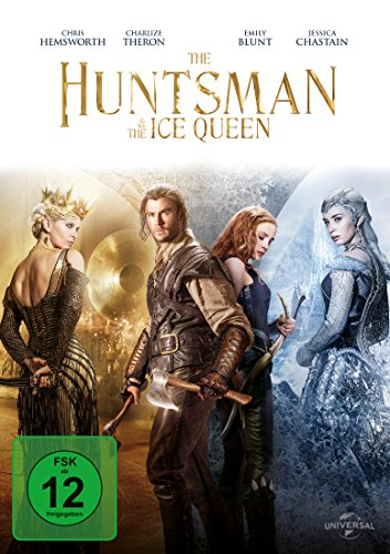Frost Märchen Kostüm - The Huntsman & the Ice Queen