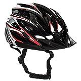Sport Direct SH205 - Casco de ciclismo para niño para bicicleta de paseo (52-56 cm)