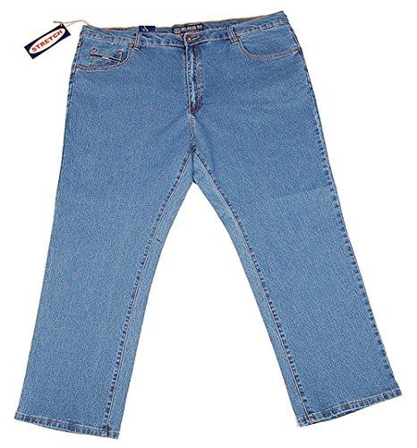 KAM - Jeans - Homme Bleu