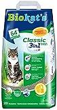 Biokat's Classic 3in1 Katzenstreu / Hochwertige Klumpstreu für Katzen mit 3 unterschiedlichen Korngrößen