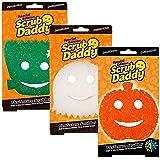 Scrub Daddy Halloween Special Edition sponzen - verpakking van 3