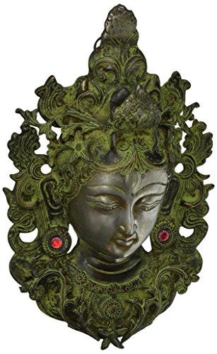 GangesIndia Devi Tara Maske im Antik-Look