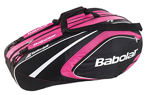 Babolat Schlägertaschen Racket Holder X12 Club Line Pink