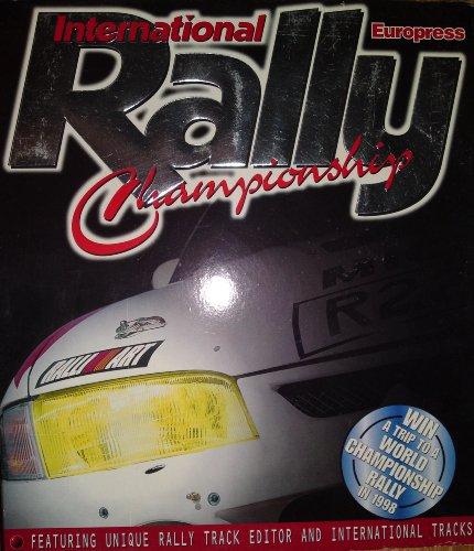 International Rally Championship Test