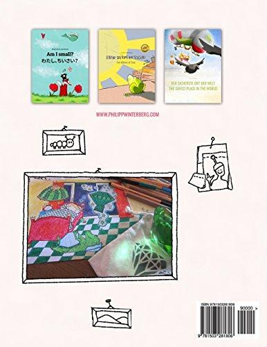 Egberto rugigas: Children's Book/Coloring Book (Esperanto Edition)