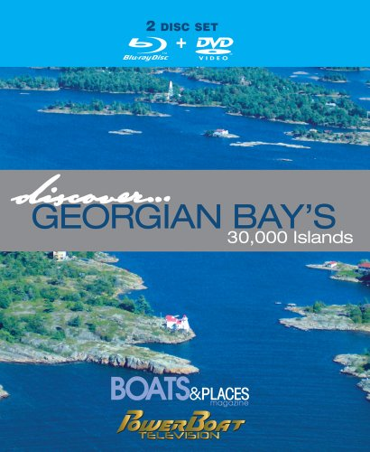 Boote und Orten, DIGITAL entdecken sie Georgian Bay 30000Inseln