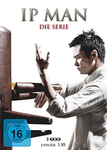 Staffel 1, Vol. 1 (Folge 1-10) (4 DVDs)