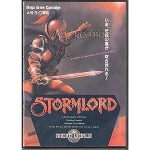 Stormlord – Megadrive – JAP
