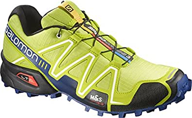 Salomon Speedcross 3, Chaussures de Trail Homme