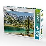 Seebensee - Tirol - Ehrwald - Österreich 1000 Teile Puzzle Quer