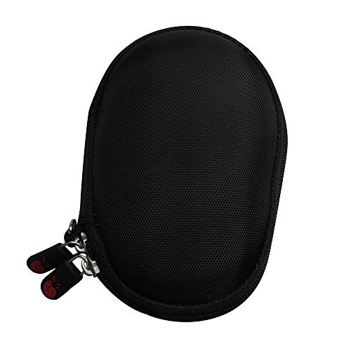 Price comparison product image For Microsoft Sculpt Comfort Bluetooth Wireless Mobile Mouse Travel EVA Hard Protective Case Carrying Pouch Cover Bag Compact sizes by Hermitshell