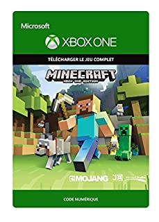 Minecraft: Édition Standard | Xbox One - Code jeu à télécharger (B01GIIQP6K) | Amazon price tracker / tracking, Amazon price history charts, Amazon price watches, Amazon price drop alerts