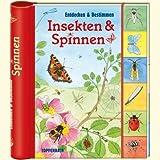 Insekten & Spinnen: Entdecken & Bestimmen