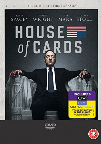 House of Cards [4DVD] [Region 2] (IMPORT)