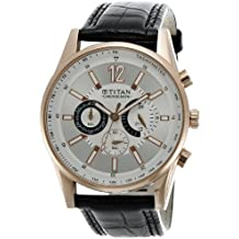 Titan Octane Chronograph Multi-Color Dial Men's Watch - NC9322WL01A