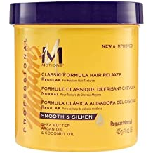 SMOOTH&STRAIGHTEN CLASSIC FORMULA HAIR RELAXER REGULAR 425GR