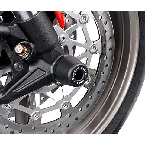Tamponi Protezione Forcella Puig Honda CBR 1000 RR Fireblade 14-16 nero