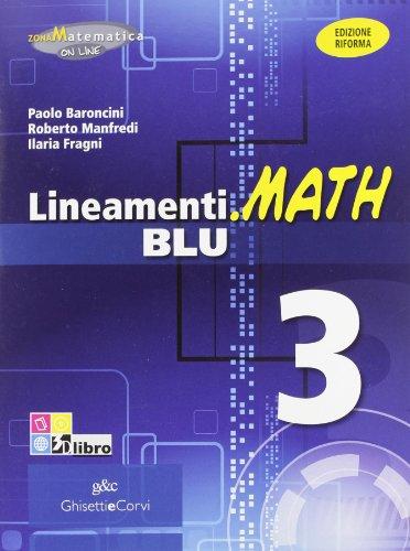 LINEAM.MATH BLU 3