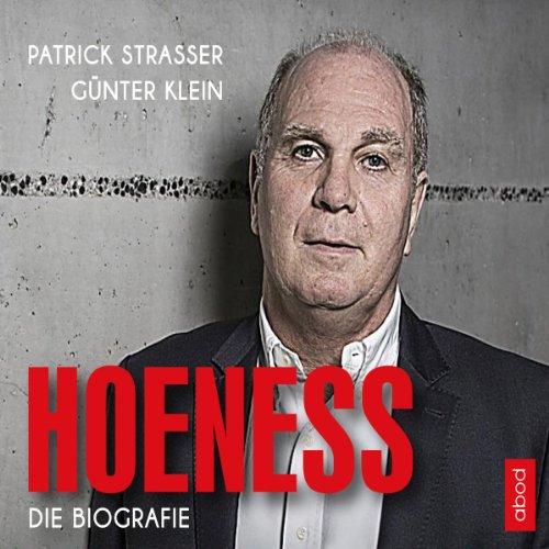 Buchseite und Rezensionen zu 'Hoeneß: Die Biografie' von Patrick Strasser