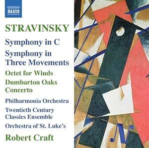 Symphonie En Ut Majeur - Symphonie En 3 Mouvements