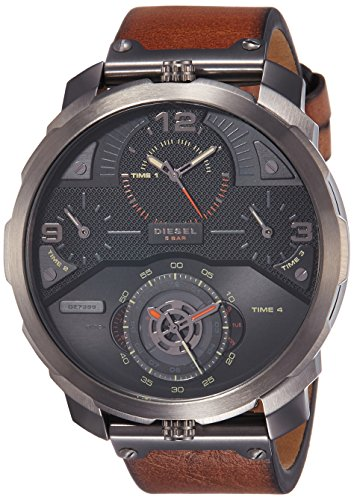 Diesel Analog Black Dial Men's Watch - DZ7359I