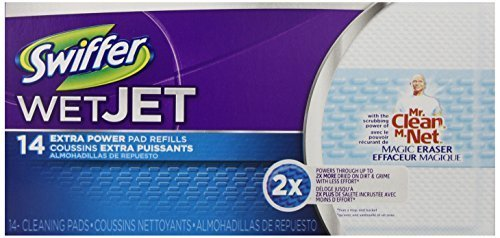 swiffer-wetjet-pads-with-the-power-of-mr-clean-magic-eraser-14-count-pack-of-4-by-swiffer