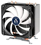 ARCTIC Freezer A32 - CPU Cooler with 120 mm PWM Fan for AMD with New Fan Controller Made in Germany and PWM Sharing Technology (PST), Cooling Fan, Easy Installation - 120 mm