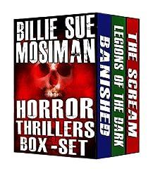 HORROR THRILLERS-A Box Set of Horror Novels