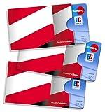 Österreichische Kartenhülle