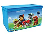 Unbekannt Fun House 712540Pat' Patrouille Spielzeugkiste, Faltbar, Polyester, Blau, 55,5x 34,5x 34cm