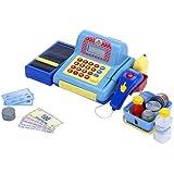 Just Like Home Cash Register - Blue, Model: 402590, Toys & Gaems