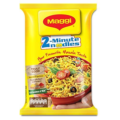 Set of 16 Packets of 2-min Maggi Masala Noodles (16 x 70g)