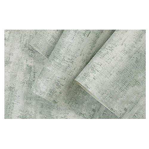 XHHWZB 3D Beton Zement Look Wallpaper Texturierte Schiefer grau Wallpaper für Wohnzimmer Möbel,...