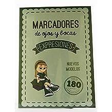 MARCADORES OJOS Y BOCAS FOFUCHAS EXPRESIONES