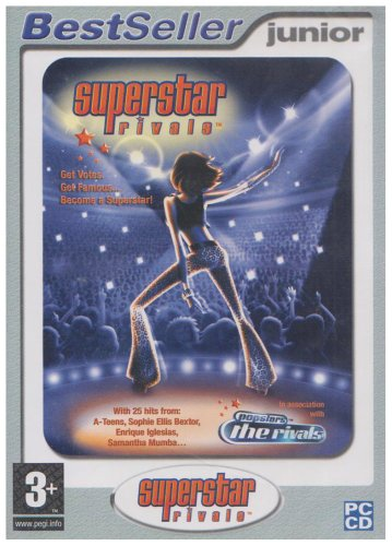 BestSeller Junior: Superstar Rivals (PC)