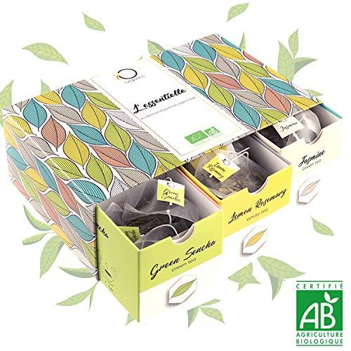 ☘️ TE ORGANICO - Caja té Orgánico ● Surtido