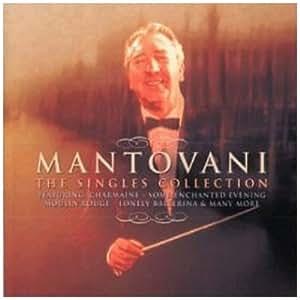 Mantovani-the Single Collect.