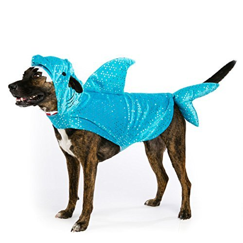 TOP Marques Collectibles Top Paw Funkelnden Shark Dog -